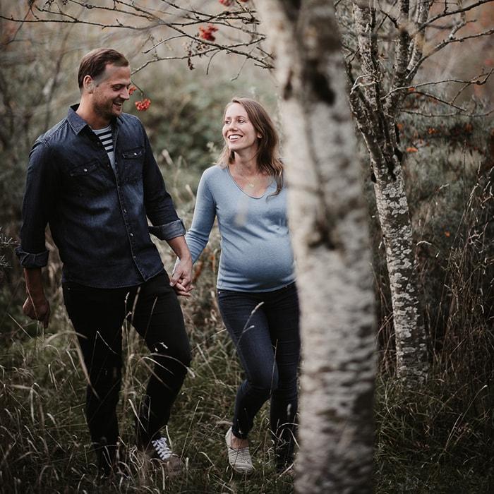Schwangerschaft Foto Babybauch